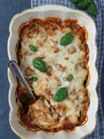 Best of Lasagne (optional Low Carb und vegetarisch) - Food Blog Award Gewinner Rezept!