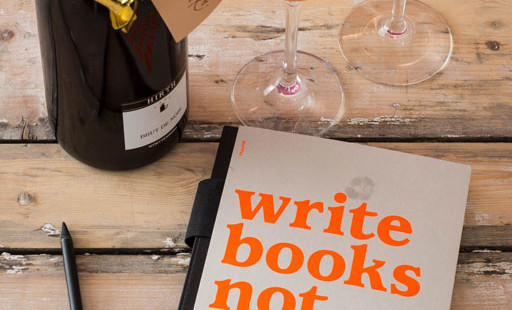 Write Books and Blogs