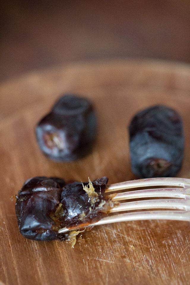 Gesunder Blaubeeruchen mit Datteln...einfach fantastisch!