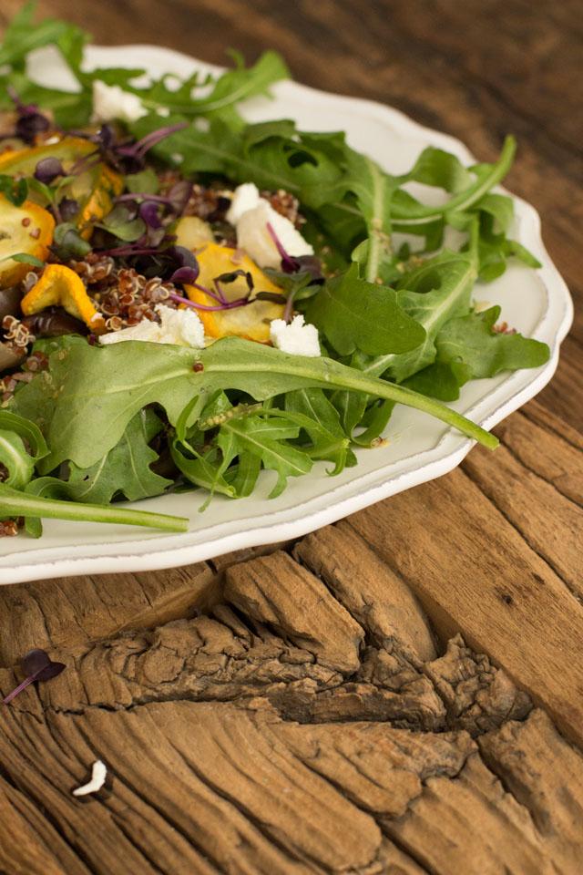 Carrots for Claire: Quinoa-Antipasti Salat und warum Quinoa so gut für uns ist