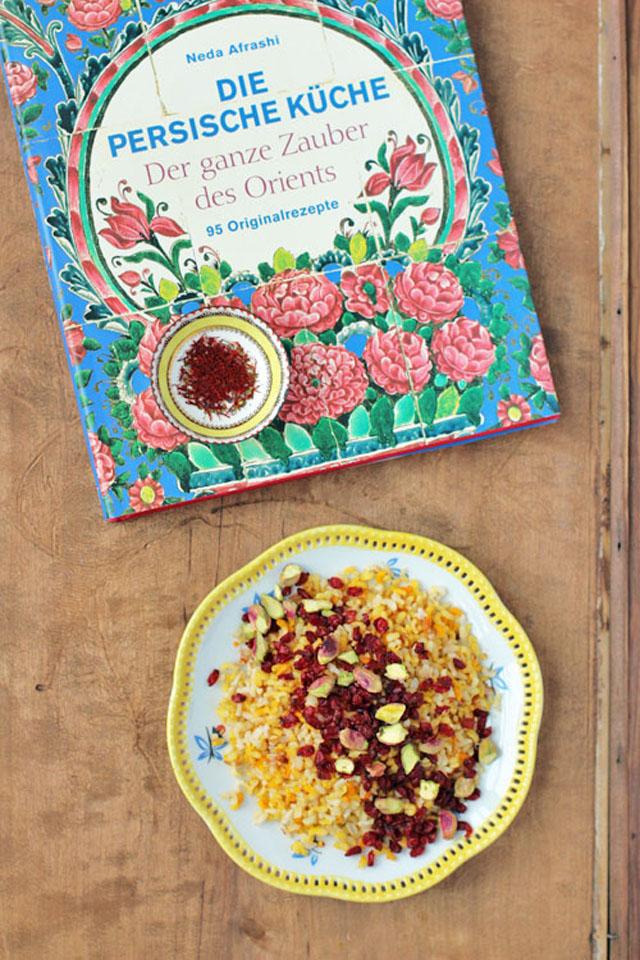 Mein Lieblingsbuch zur Persischen Küche