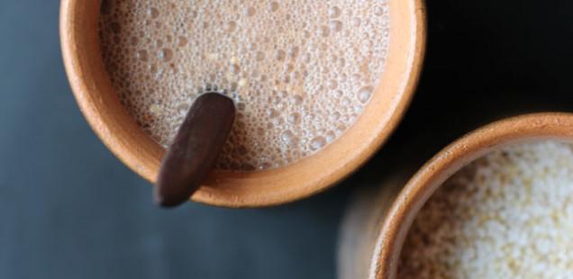 """Carob – die bessere Zutat in Claires Tasse """"Kakao"""""""
