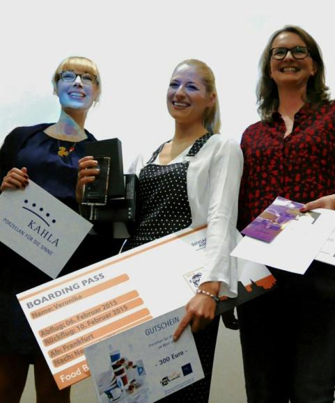 Carrots for Claire ist Gewinner des Food Blog Award 2014