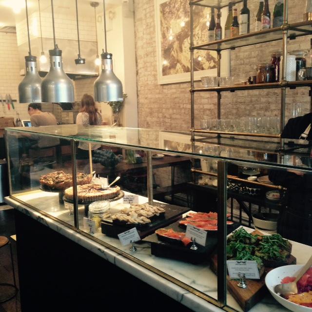 Nourish Kitchen Table New York