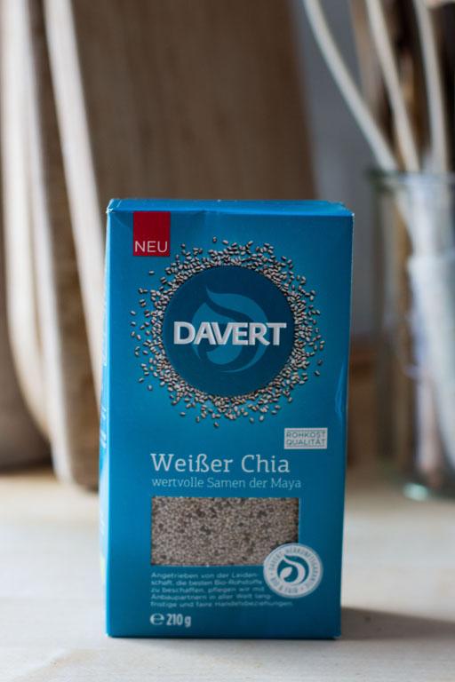 Davert weiße Chia Samen