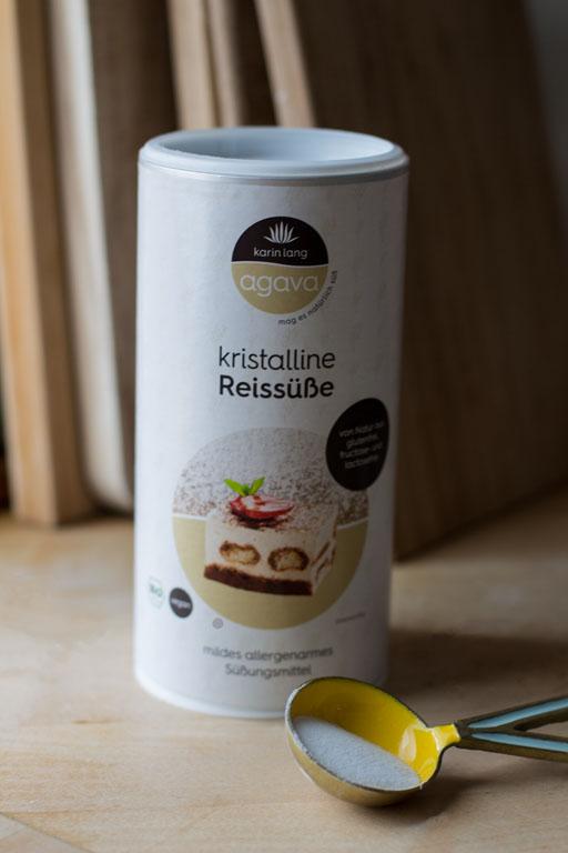 Kristalline Reissüße Agava Karin Lang