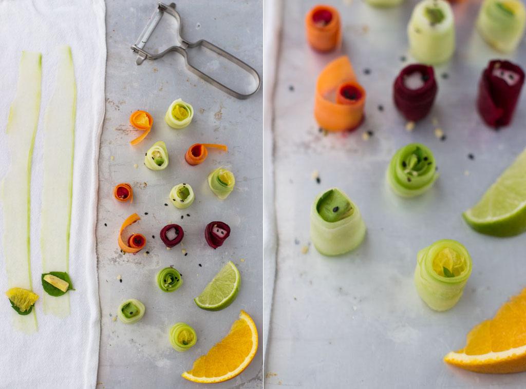 Gemüserolls