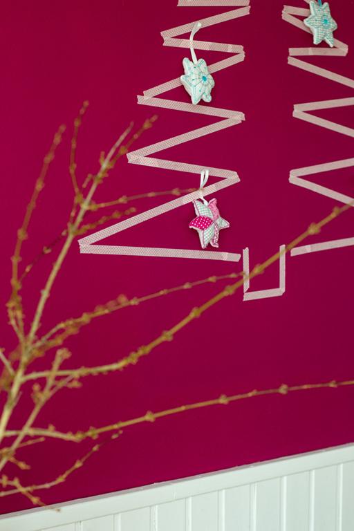 Weihnachten Baumschmuck Das mach ich nachts
