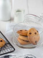Über gesündere Sea Salt Chocolate Chip Cookies, Buchverlosung und Zauberfeen