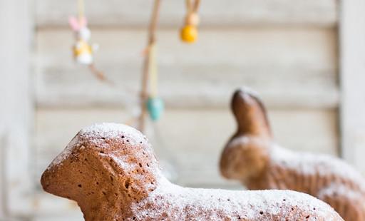 Zu Ostern gesunder Rührkuchen und über Einkorn